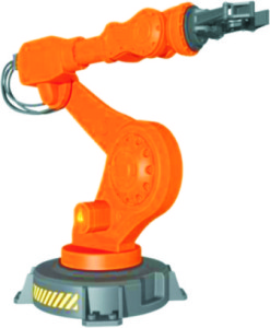 Cartesian Robotic Arm